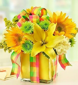 Amazoncom Yellow Set Country Flowers Delivery Same Day Flower