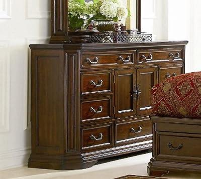 Coaster Home Furnishings 201583 Traditional Dresser, Oak
