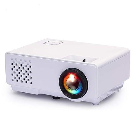 TK-show Proyector casero de la multimedias HD con el proyección ...