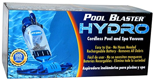 Pool Blaster HYDRO Cordless Pool and Spa Vacuum by Water Tech