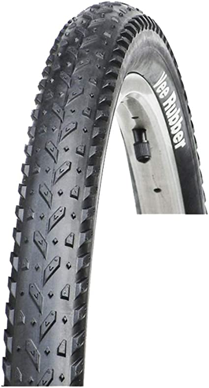 Vee Rubber Smooth Road Tire 700 x 28C Clincher Steel Bead Black