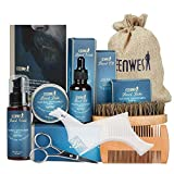 10 in 1 Beard Grooming Kit for Beard Care Unique