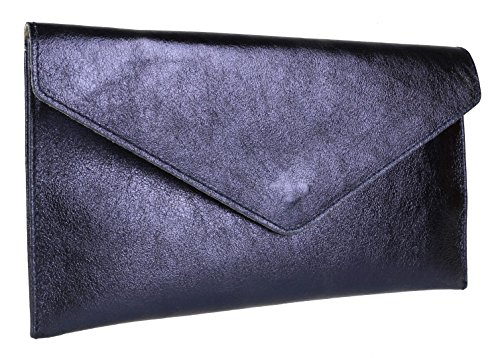 Handbags Girly Sac Metallic Navy Rebecca FzwxqvwCd