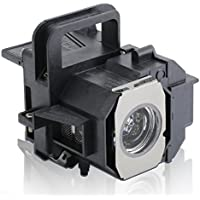 ESolid V13H010L49 Replacement Projector Lamp for Epson ELPLP49, PowerLite Home Cinema 8350/8345/8700UB/6100/6500UB/9700UB, Pro Cinema 7100/7500UB/9100/9350/9500UB/9700UB