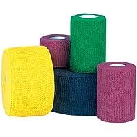 Servo Mull Color antiadherente 4762155elástica venda con flecos