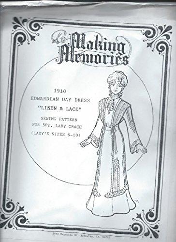 Making Memories 1910 Edwardian Day Dress