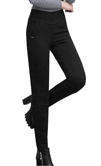 e832d237a69 Foucome Womens Straight Leg Dress Pants