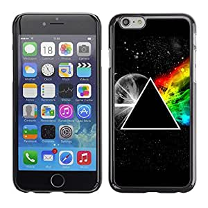 Impact Case Cover with Art Pattern Designs FOR Apple Iphone 6 Plus 5.5 Triangle Secret Symbolics Universe Rainbow Betty shop