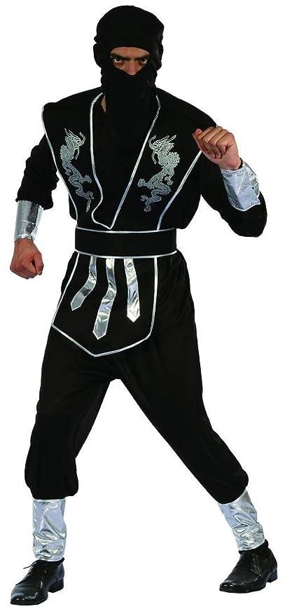 Disfraz ninja hombre - M: Amazon.es: Juguetes y juegos