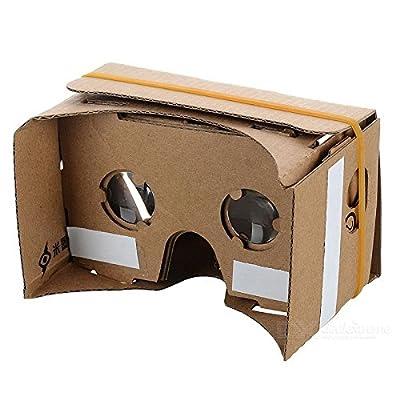 DIY Cardboard VR 3D Glasses? Great for DIY Lovers