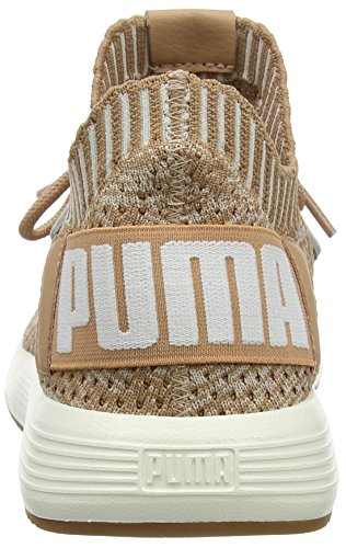 Puma Knit Naranja Uprise Unisex Zapatillas Coral White whisper gum Adulto dusty rU6SwrqR