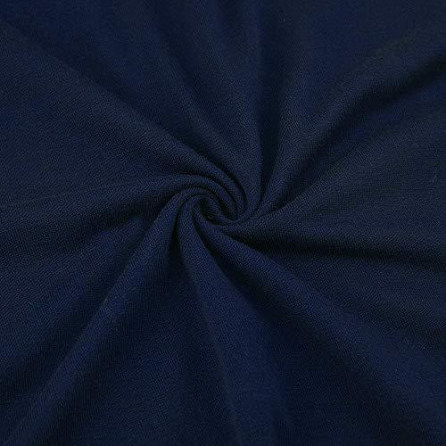 Hiver Couleur Blouse Manches Tops Shirt Automne Shirt Innerternet Femme T Longues Marine Pull Solid Bandage Fourrure LaChe IrrGuliRe Pure wXAv6qP