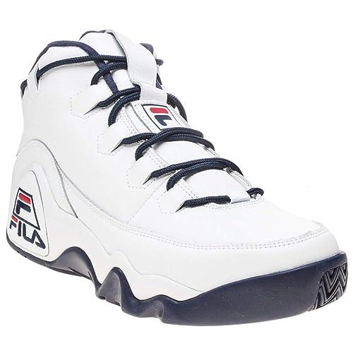 Fila 95 Primo Hombre Zapatillas Blanco: Amazon.es: Zapatos y complementos