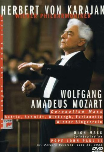 Mozart: Coronation Mass / High Mass by MOZART,W.A.