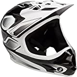 Lazer Phoenix+ Helmet: Black and White XS For Sale