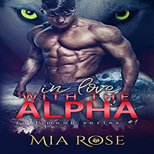 In Love with an Alpha Audiobook