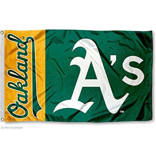 Oakland Athletics Flag 3x5 A's MLB Banner