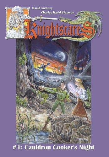 Trek Through Tangleroot (An Epic Fantasy Adventure Series, Knightscares #5)