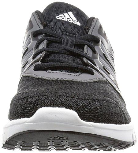 outlet store bdfda 0223b adidas Galaxy 2 M, Zapatillas de Running para Hombre Negro   Blanco   Gris  Negbas   Nocmét   Granit Descuentos