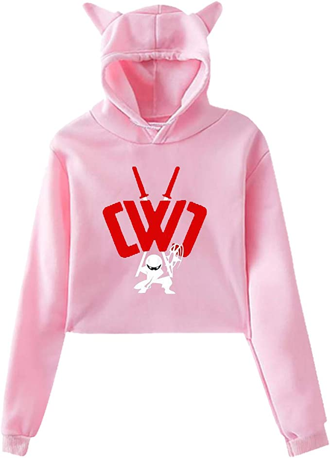 Amazon.com: Monicame CWC Chad Wild Clay Ninja - Sudadera con ...