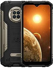 Rugged Smartphone Unlocked, DOOGEE S96 Pro 8GB + 128GB Smartphone with Night Vision Camera Helio G90 Phones 4G Dual SIM 48MP+20MP+16MP Camera Android 10 6350mAh Battery IP68/IP69K Waterproof GPS/NFC