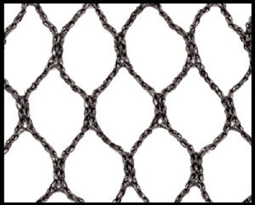 Poultry Aviary Netting 1'' Heavy Knitted Bird Net Long Life Durable (25' x 150')