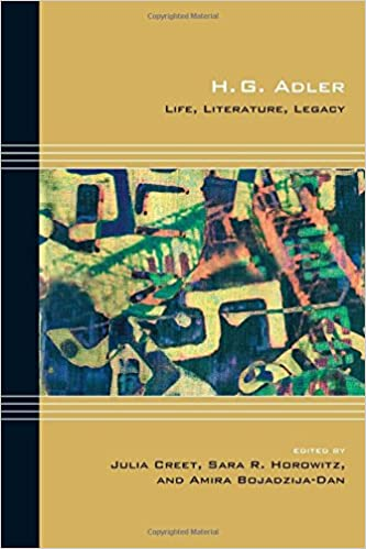 Como Descargar De Elitetorrent H. G. Adler: Life, Literature, Legacy Documentos PDF