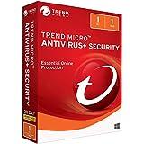 Trend Micro Antivirus 2018 1 User