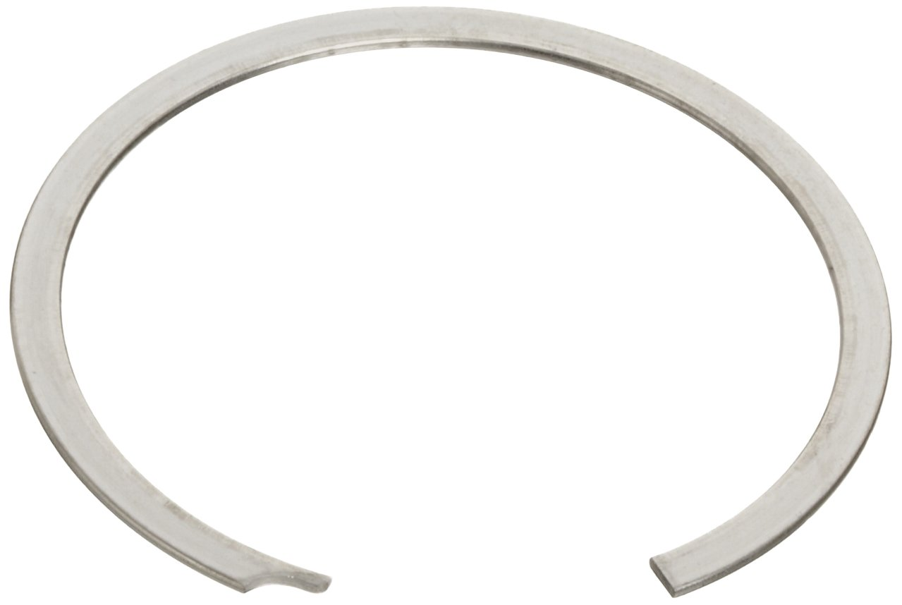0.078 Thick Passivated Finish Made in US 2-1//8 Bore Diameter 0.078 Thick Smalley WHM-212-S02 Spiral 2-1//8 Bore Diameter Standard Internal Retaining Ring 302 Stainless Steel