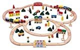 The city and the railway play Deluxe (100 pieces)