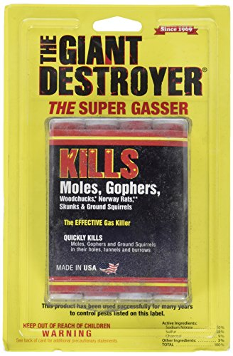 Pest Destroyer -  Atlas Chemical Corp, 00333