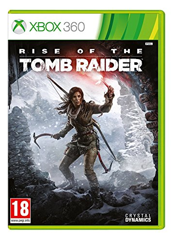 Rise of the Tomb Raider (Xbox 360) (UK IMPORT) (Crystal Dynamics Rise Of The Tomb Raider Ps4)