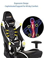 WENSIX Ergonomic High Back Computer Gaming Chair for PC Racing Chair by WENSIX
