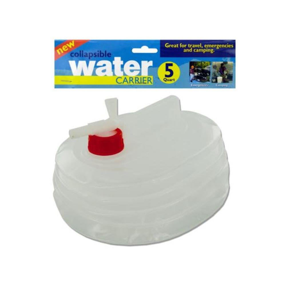 Collapsible Water Carrier 36Pcs
