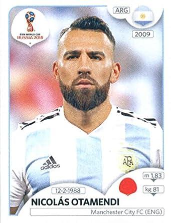Amazon.com: 2018 Panini World Cup Stickers Russia #278 ...