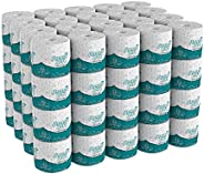 Angel Soft Professional Series Premium 2-Ply Embossed Toilet Paper by GP PRO (Georgia-Pacific), 16880, 450 She