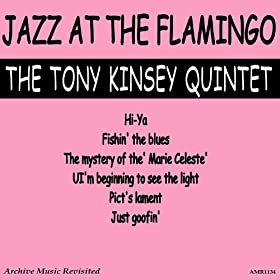 The Tony Kinsey Quintet - Kinsey Comes On