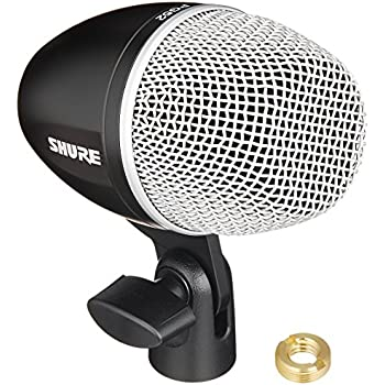 shure pg52 lc instrument dynamic microphone cardioid musical instruments. Black Bedroom Furniture Sets. Home Design Ideas