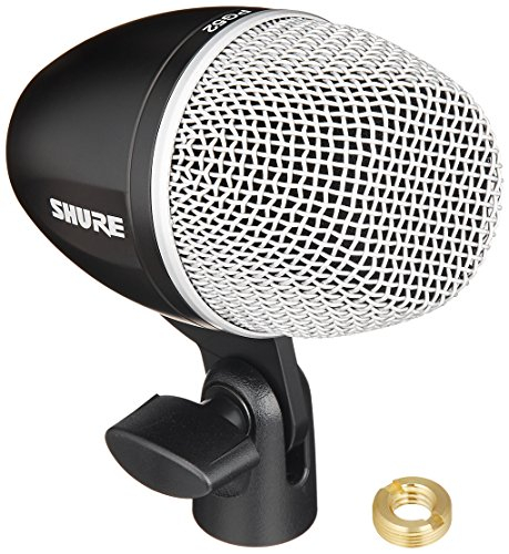 Shure PG52-LC Instrument Dynamic Microphone, Cardioid by Shure