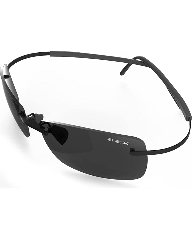 Amazon.com: Bex Men\'s Gold Fynnland Sunglasses Gold One Size: Clothing