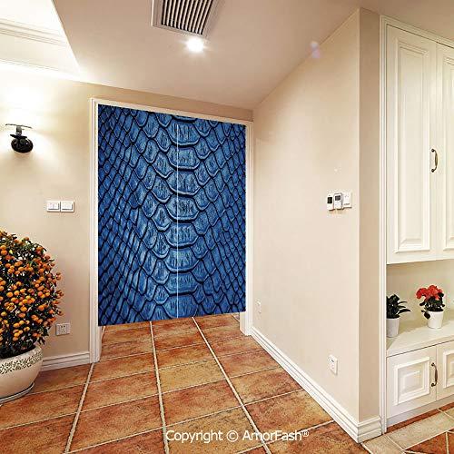 (PUTIEN HomeDecorative Long Type Tapestry Doorway Curtain,33.5