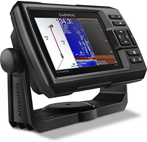 Garmin 010 – 01552 – 01 Striker 5DV, Worldwide Fishfinder: Amazon ...