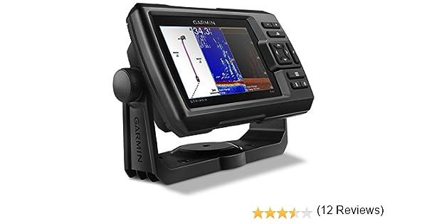 Garmin 010 – 01552 – 01 Striker 5DV, Worldwide Fishfinder: Amazon ...