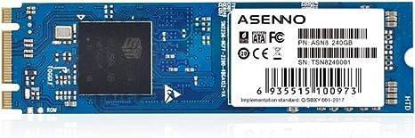 ASENNO SSD Unidad de Estado sólido M.2 2280 240 GB: Amazon.es ...