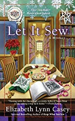 Let It Sew (Southern Sewing Circle Mystery Book 7)