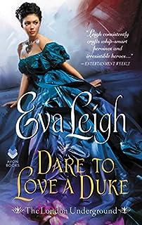 Book Cover: Dare to Love a Duke: The London Underground