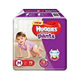 Huggies Wonder Pants Medium Size Diapers (72 Count)