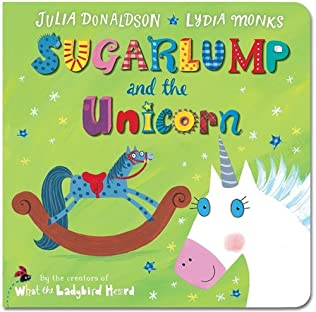 book cover of Sugarlump and the Unicorn