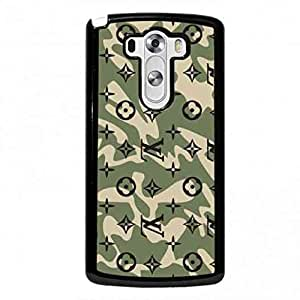 Colorful Louis And Vuitton Cover Funda For LG G3,Phone Funda Cover Louis And Vuitton Logo Black Funda,LG G3 Funda Cover