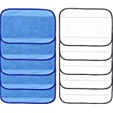 Microfiber Replacement Mopping Cloths Mop Pads Compatible with iRobot Braava 380 380t 320 321 Mint 4200 4205 5200 5200C…